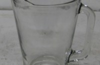 BEER GLASS PITCHER