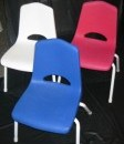 CHILDREN'S RESIN CHAIRS
