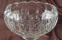 PUNCH BOWL CRYSTAL