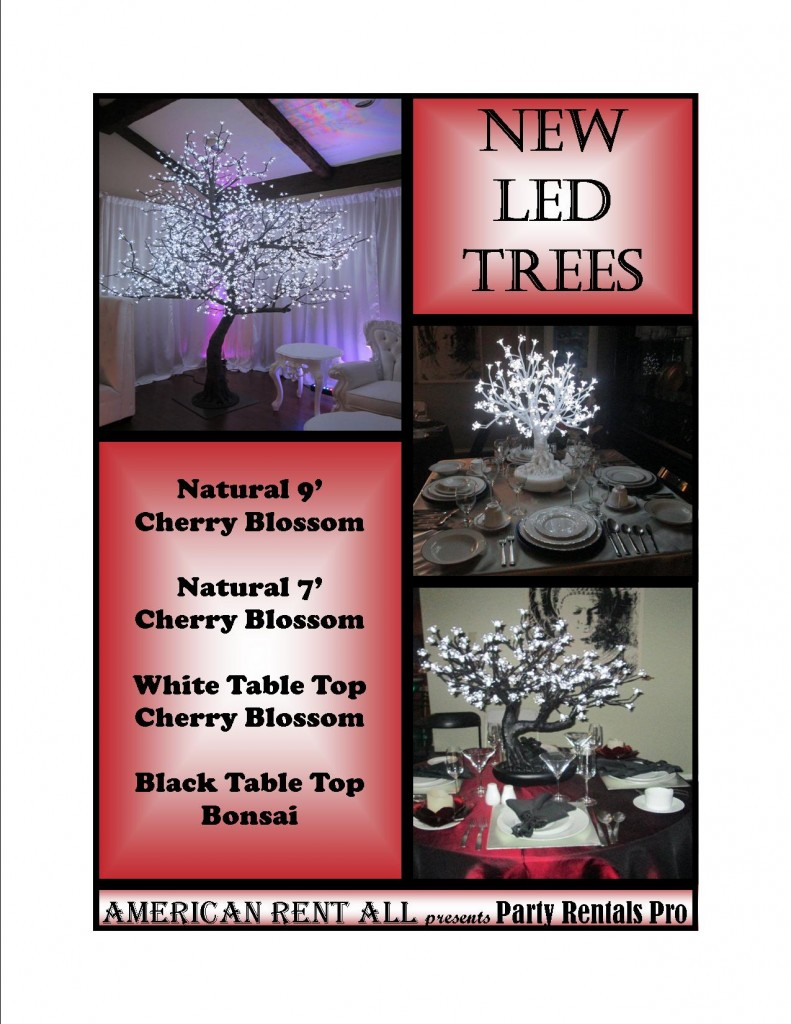 LED Tree Flyer